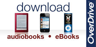 Overdrive downloadable ebooks and audiobooks